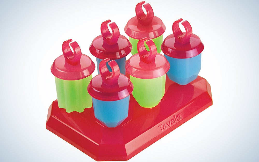 Tovolo Jewel Ring Ice Pop Molds