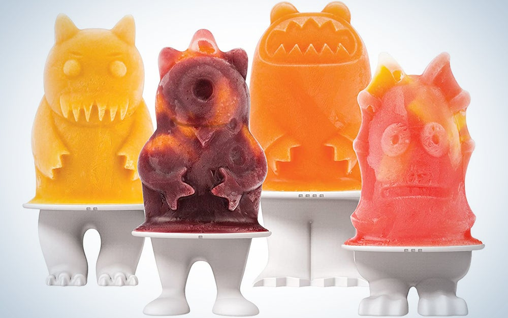 Tovolo Monster Ice Pop Molds
