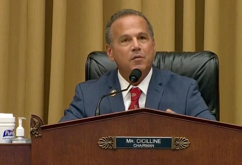 Tech congressional hearing