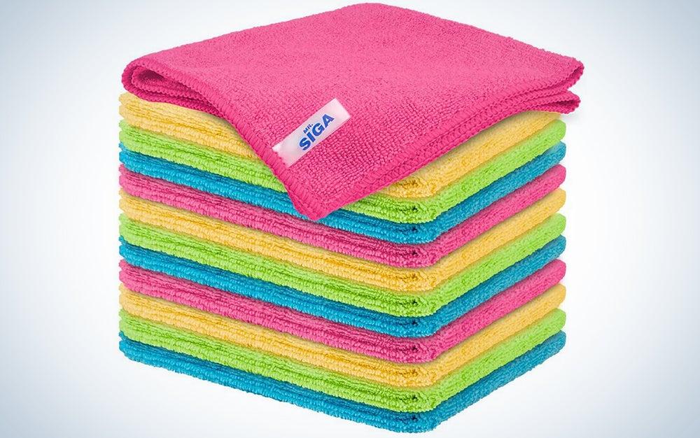 Mr. Siga Microfiber Cleaning Cloth