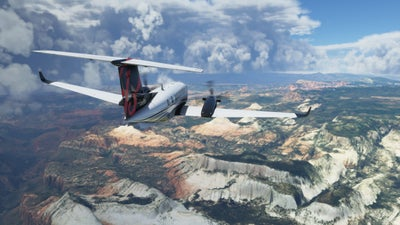 Microsoft's new Flight Simulator looks real enough to scratch your air-travel itch