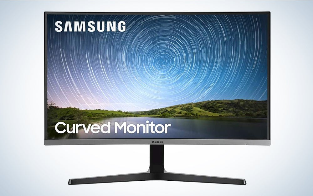 Samsung 27-Inch CRG5