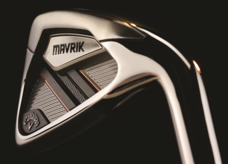 Callaway Mavrik golf clubs.