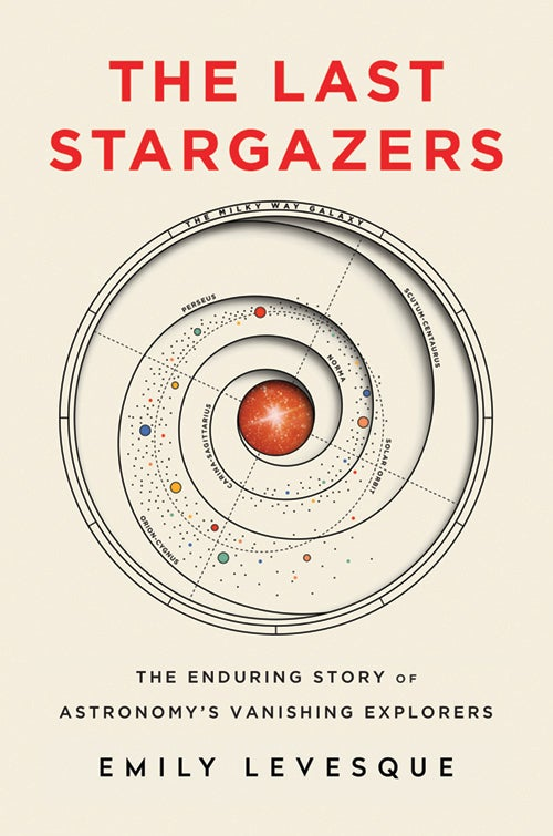 Cover of the Last Stargazers.