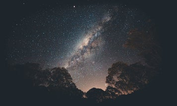 A night in the life of a professional stargazer