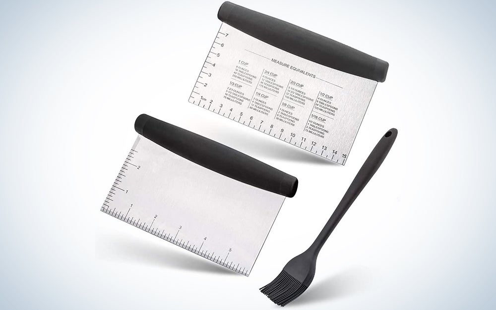 Commercial Stainless Steel Metal Griddle Scraper
