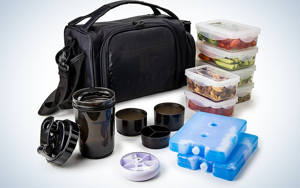 ThinkFit Meal Prep Lunchbox