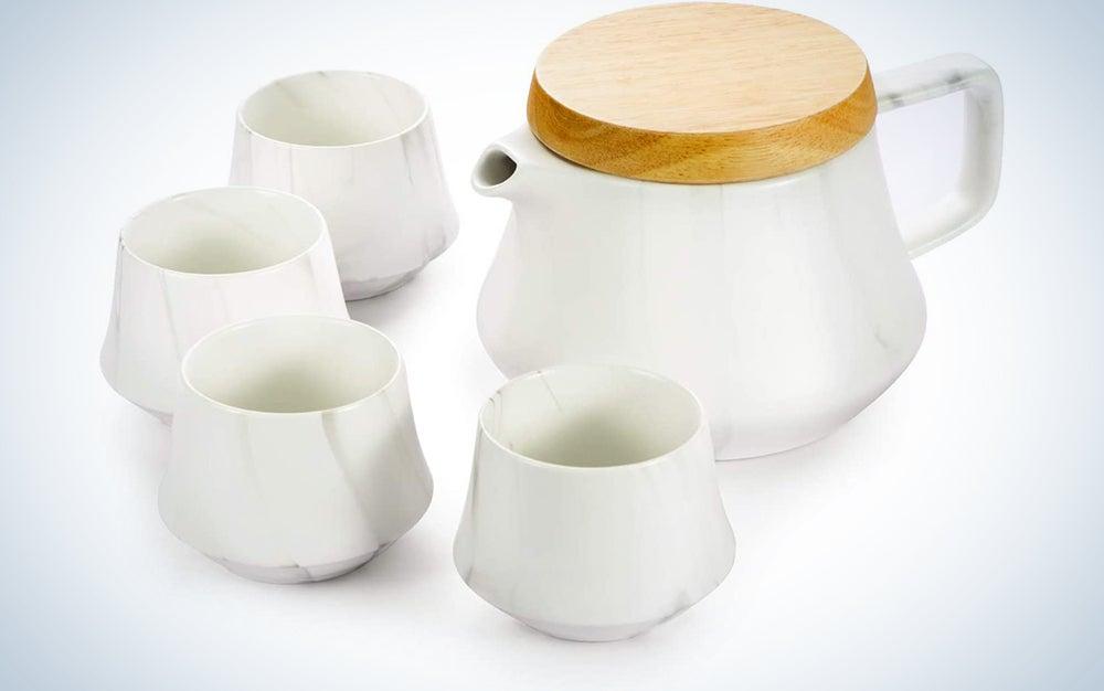 Roimtea Ceramic Teapot Set