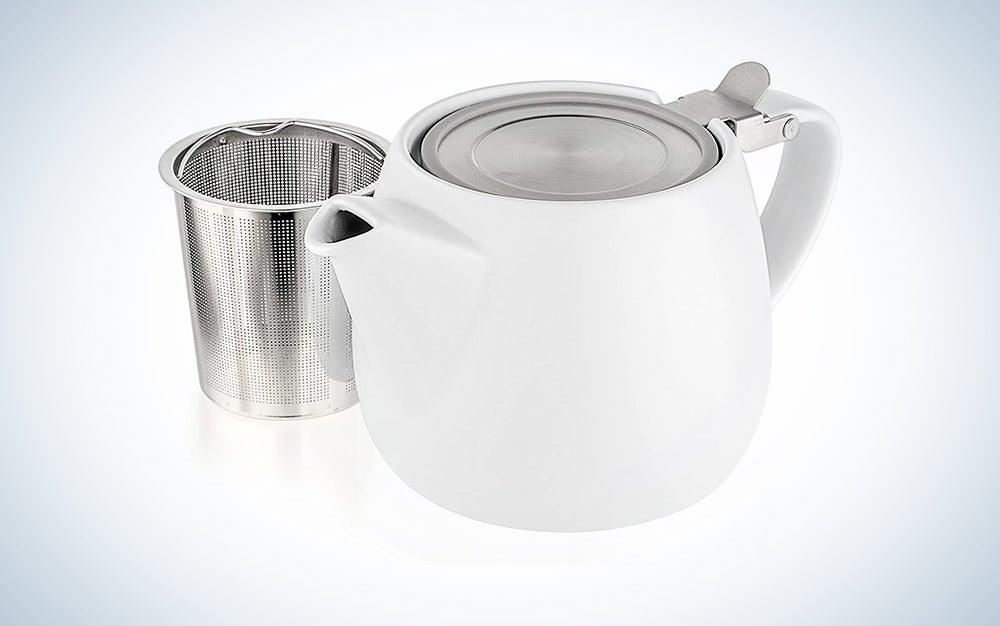 Tealyra - Pluto Porcelain Small Teapot