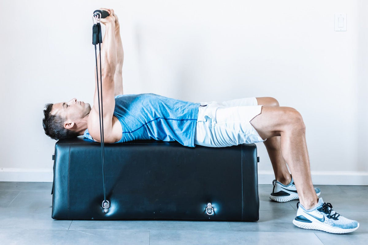 Home exercise benches