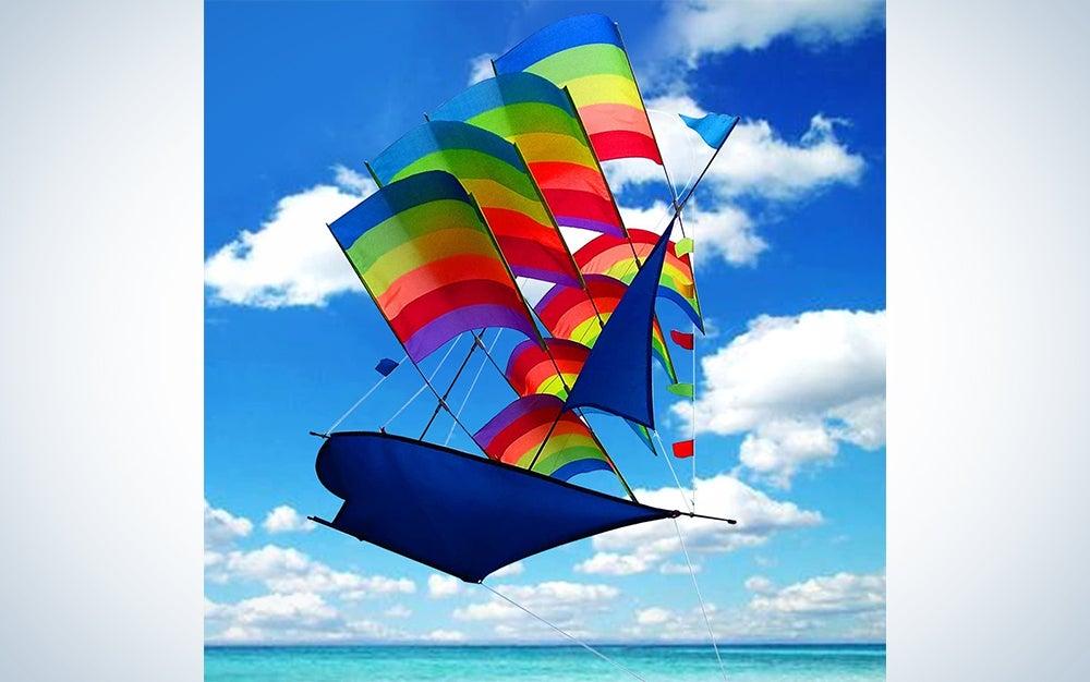 Tresbro Sailing Ship Kite