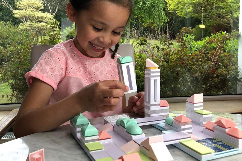 ArckitPLAY Cityscape Architect Building Kit for Kids