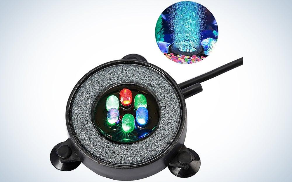 NICREW LED Tank Bubbler