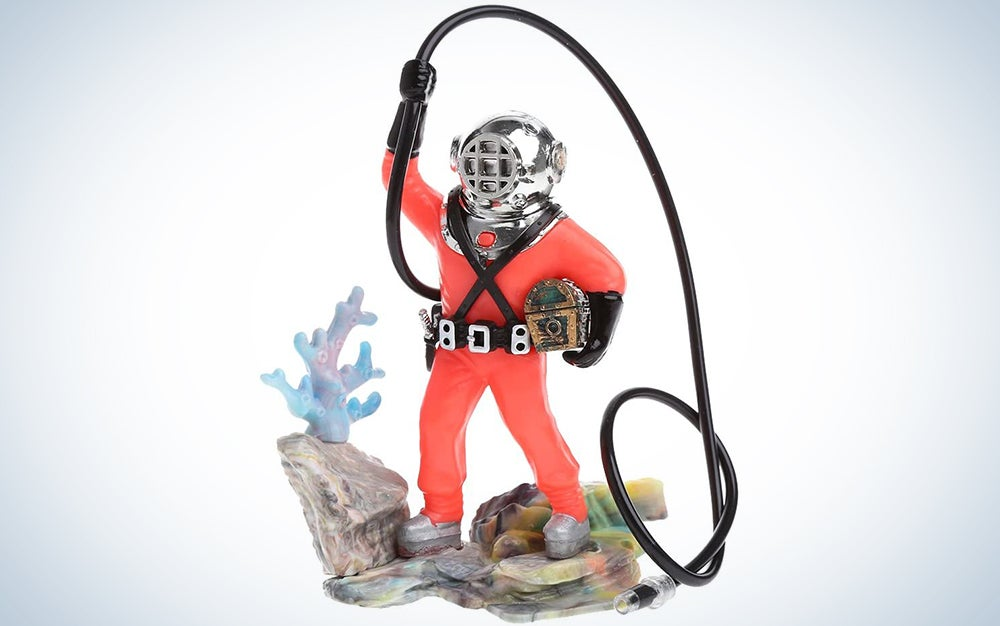 Yoohigh Diver Ornament