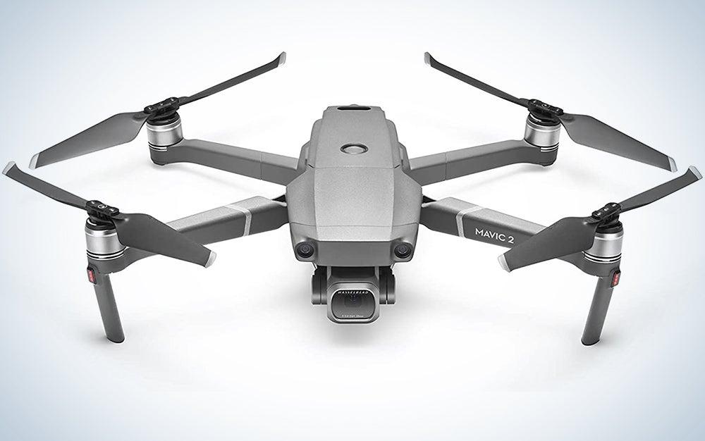 DJI Mavic 2 Pro - Drone Quadcopter UAV with Hasselblad Camera 3-Axis Gimbal