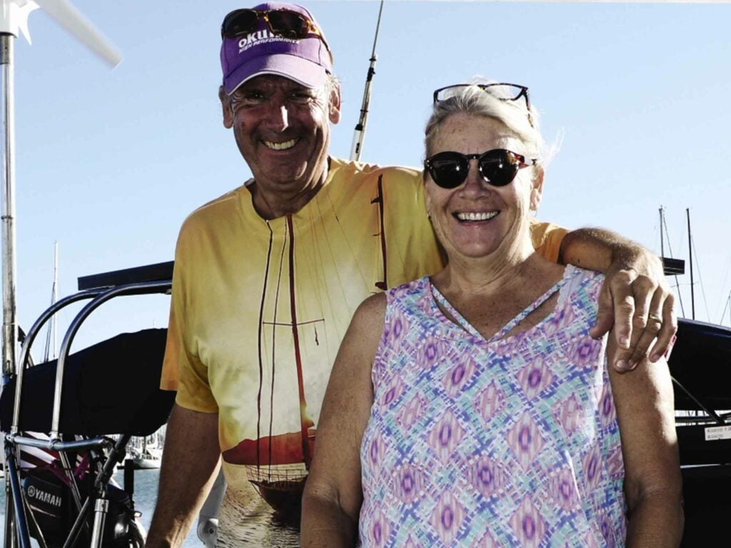 Judy and Sherman Sundin