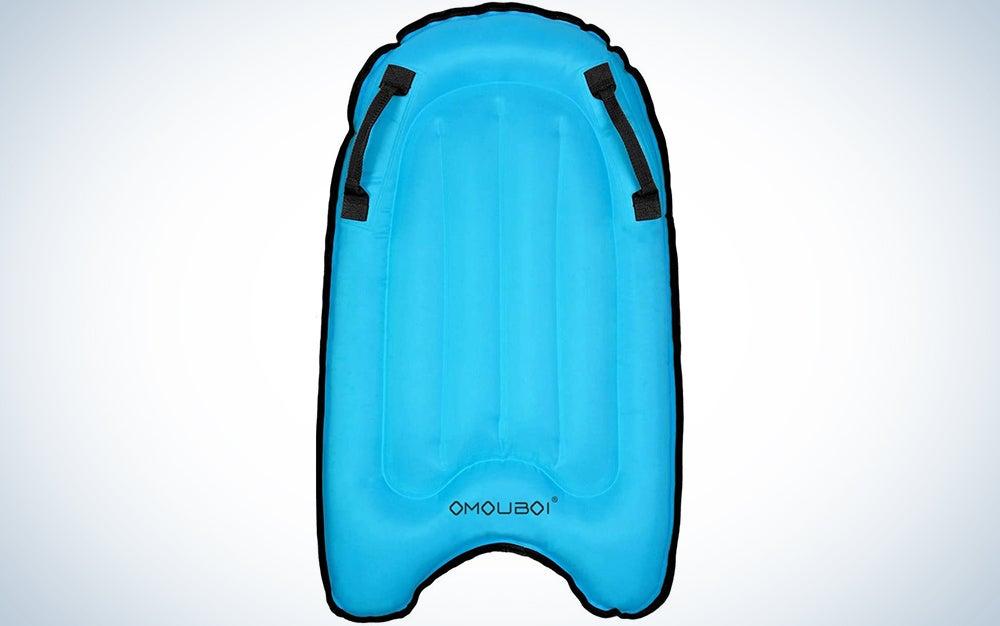 Omouboi Bodyboards Lightweight Soft Inflatable Bodyboard