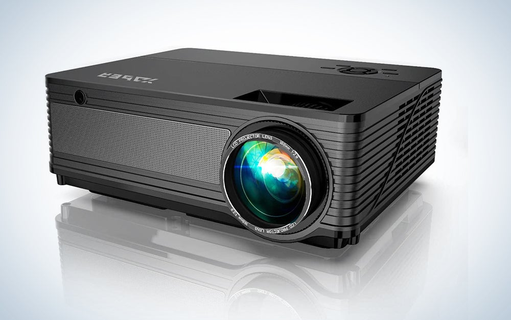 YABER Native 1080P Projector 6500