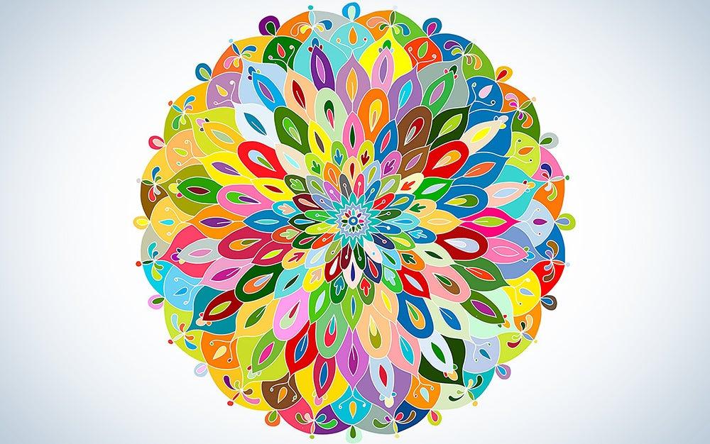 Bgraamiens Blooming Jigsaw Puzzle