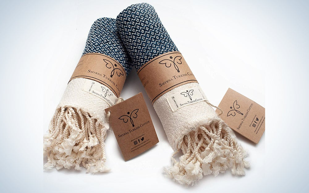Smyrna Original Turkish Hand Towel Set