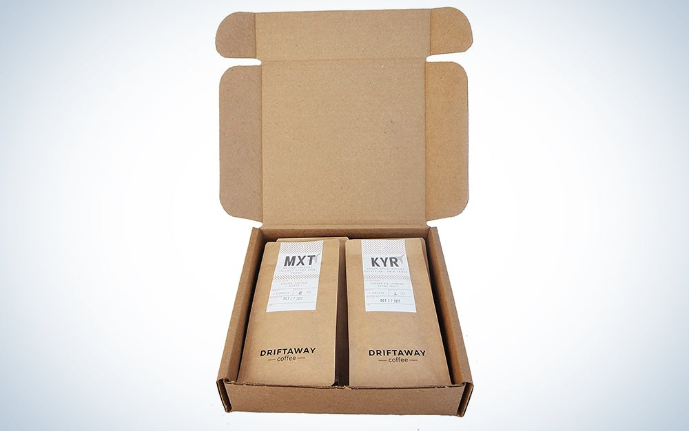 Driftway Coffee Subscription