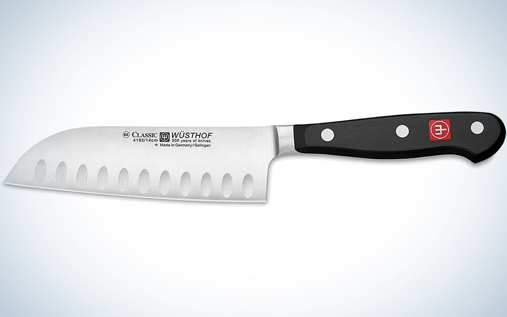 Wusthof 4182 Santoku knife, 5-Inch