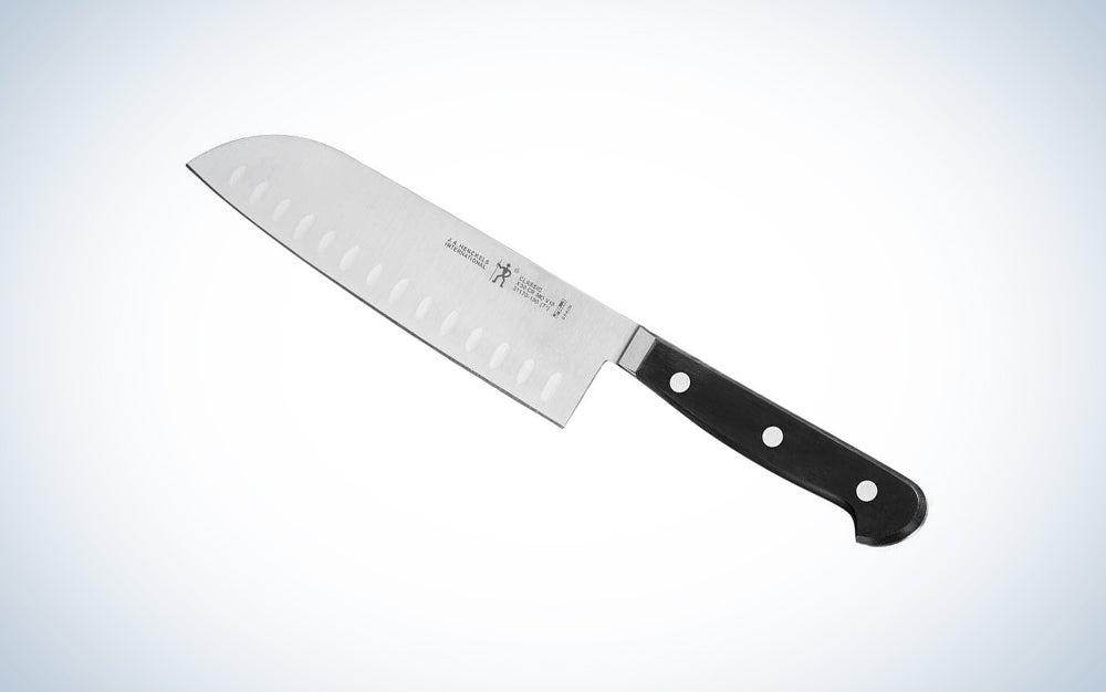 J.A. HENCKELS INTERNATIONAL 31170-181 CLASSIC Hollow Edge Santoku Knife