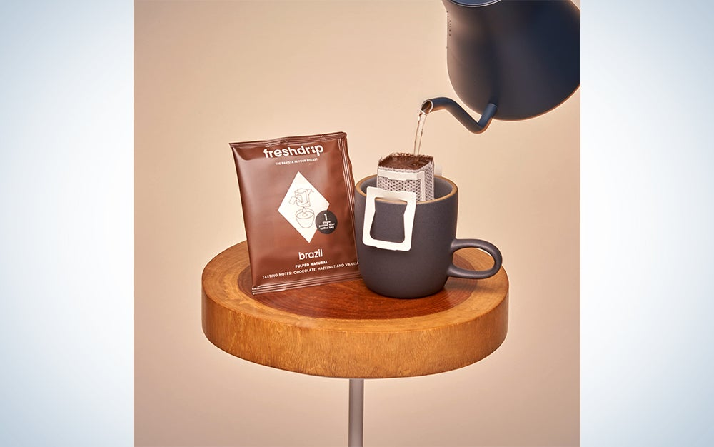 n'kuppd Pour-over Coffee - Barista Approved Pour-Over Coffee Subscription