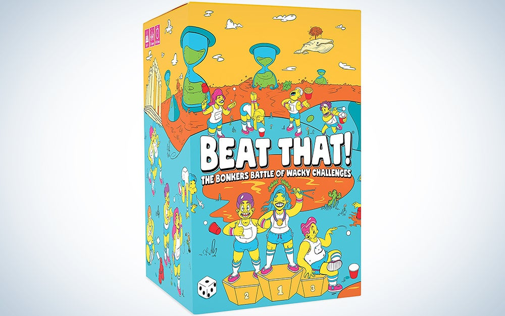 Beat That! - The Bonkers Battle of Wacky Challenges
