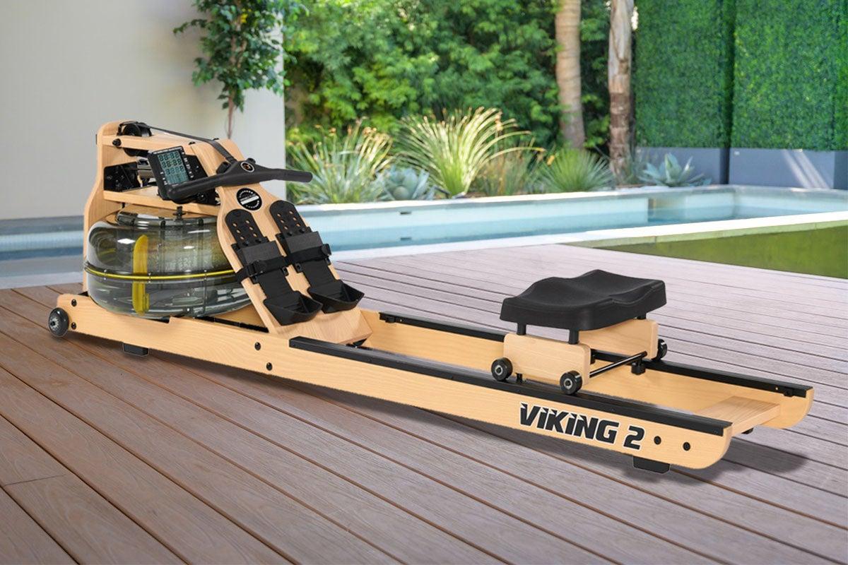 Viking 2 Plus AR Water Sel Rower