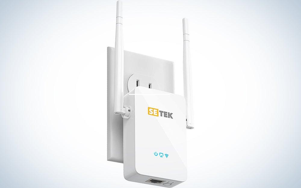 SETEK Superboost WiFi Extender