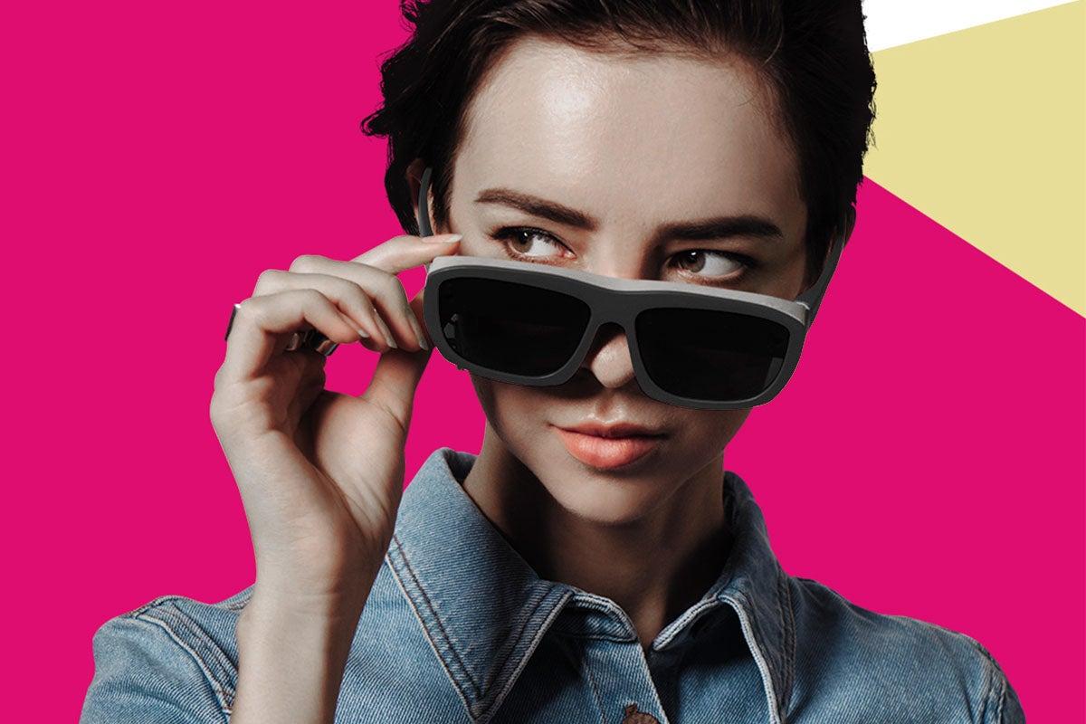 GLOW: Mixed Reality Smart Glasses