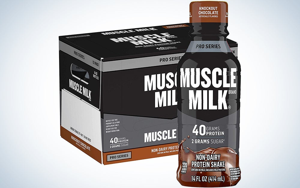 Muscle Milk Pro Series Protein Shake