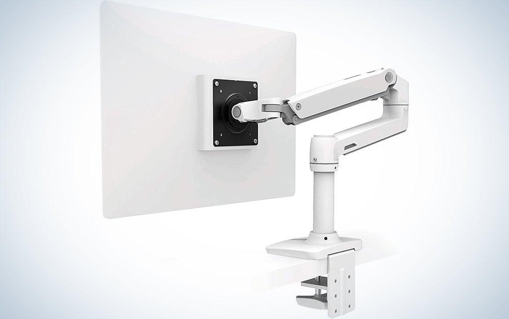 Ergotron – LX Desk Monitor Arm – 25-Inch Extension