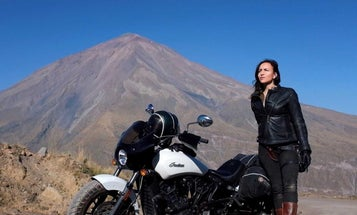 How to travel solo, according to an adventurous biker