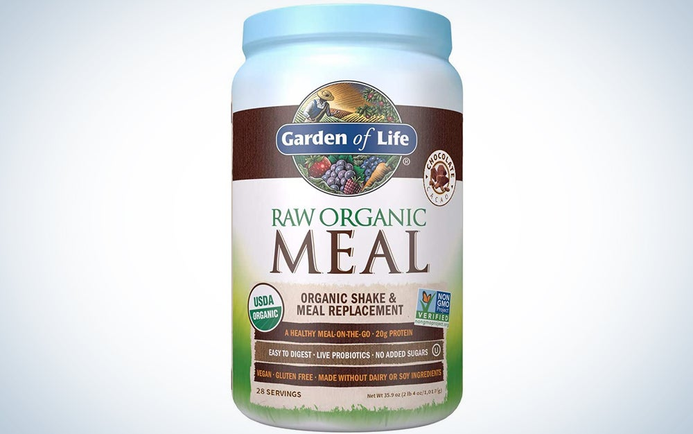 Garden of Life Meal Replacement Chocolate Powder