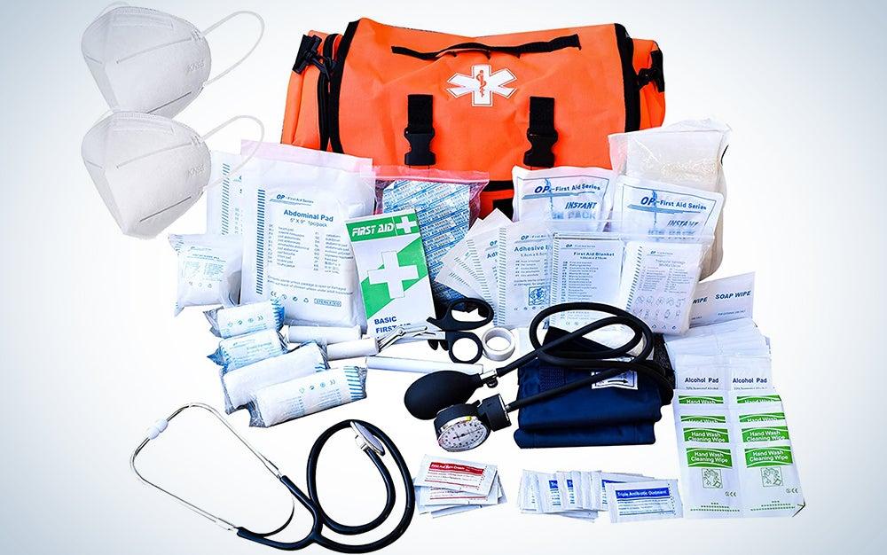 EMT 1st Emergency Responder First Aid Kit