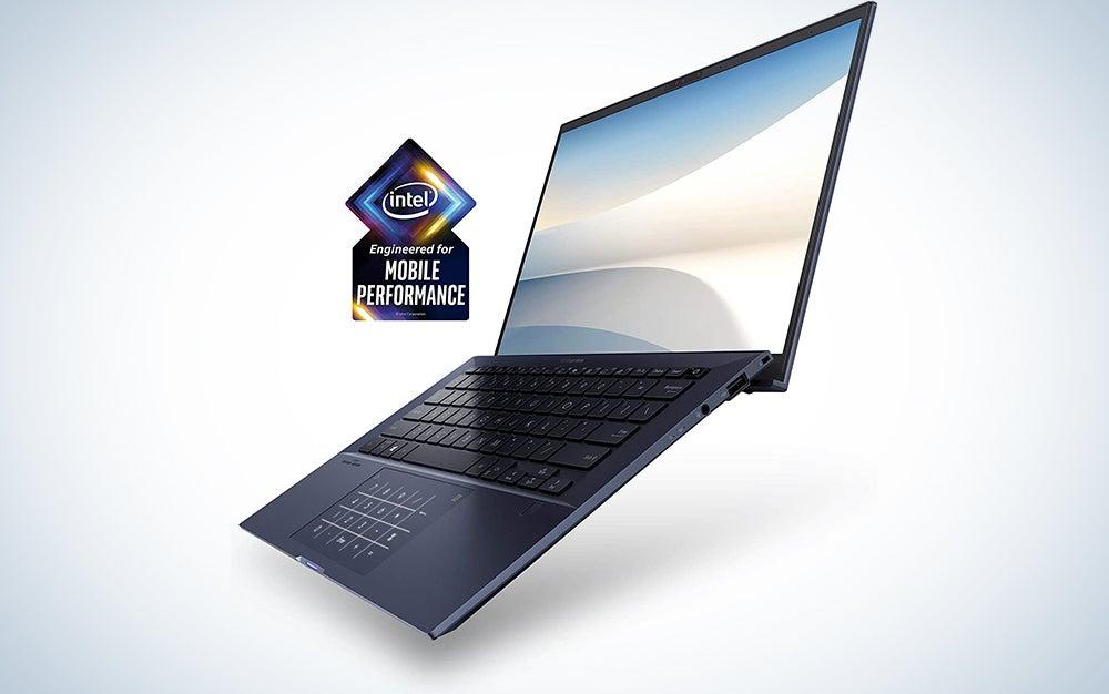 ASUS ExpertBook B9450 Thin and Light Business-Laptop, 14″ FHD, Intel Core i7-10510U-Processor, 512GB PCIe SSD, 16GB-RAM, Windows 10 Pro