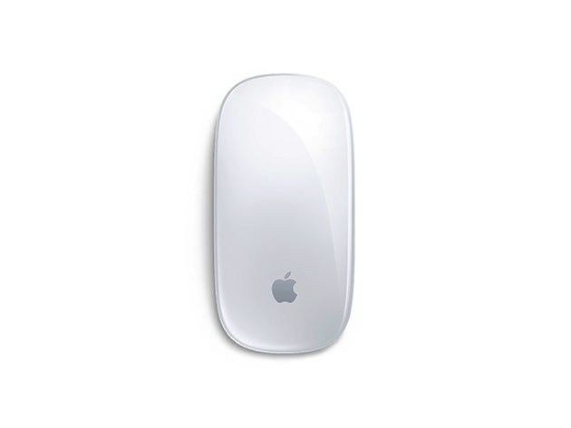 Apple Magic Mouse 2 Bluetooth Rechargeable - Silver (Certified Refurbished)