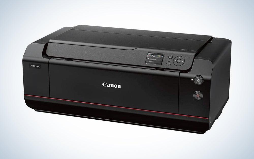 Canon imagePROGRAF PRO-1000 Professional Photographic Inkjet Printer