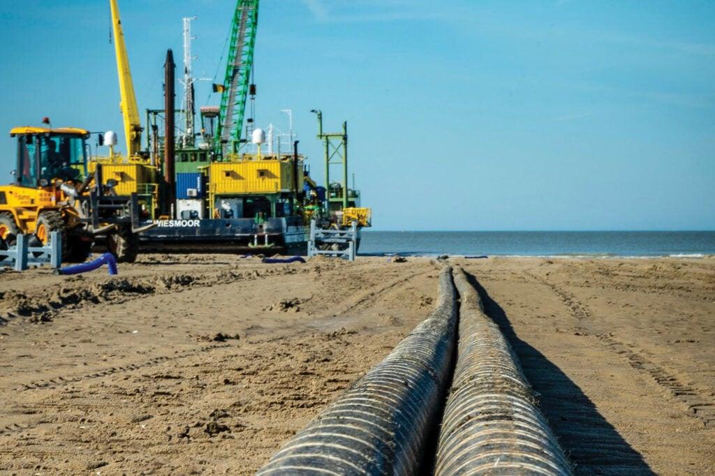 undersea power cables