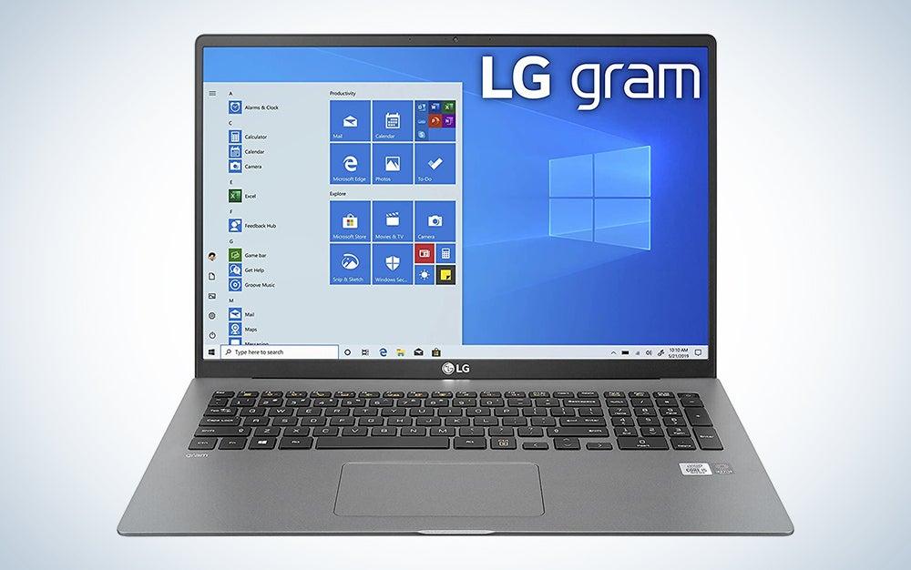 LG Gram Laptop - 17-Inch IPS WQXGA