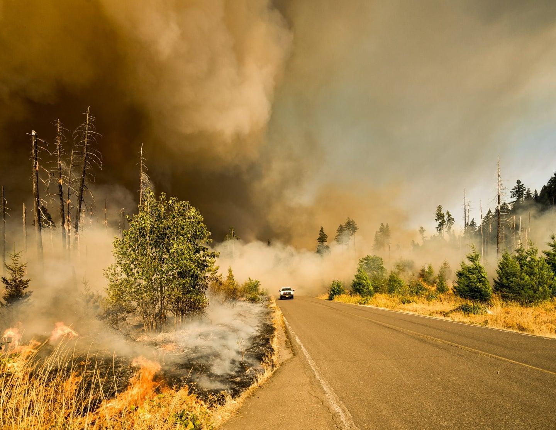 jones fire california
