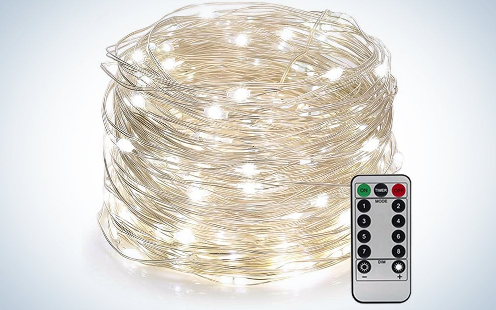 Yihong 66ft 200LEDs Fairy String Lights