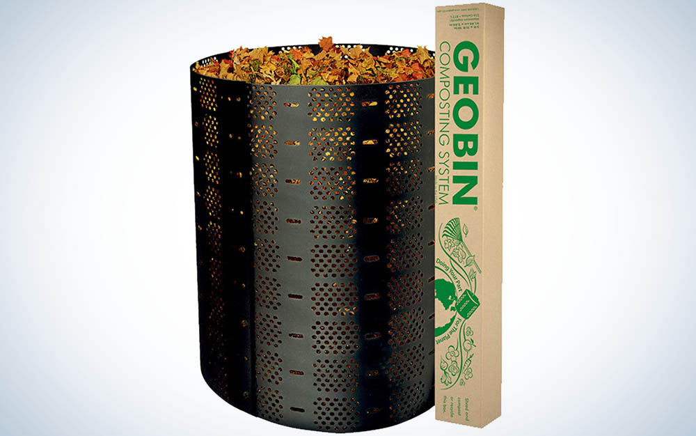 Compost Bin by GEOBIN—216 Gallon, Expandable, Easy Assembly