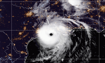 Hurricane Laura is the strongest storm to hit Louisiana in more than a century