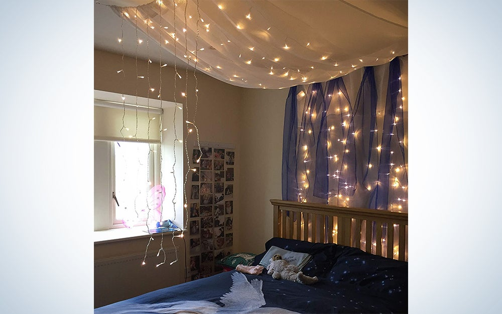 Magictec 300 LED Curtain String Light