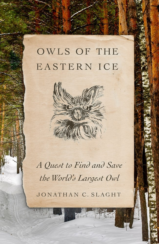 Owls of the Eastern Ice cover.
