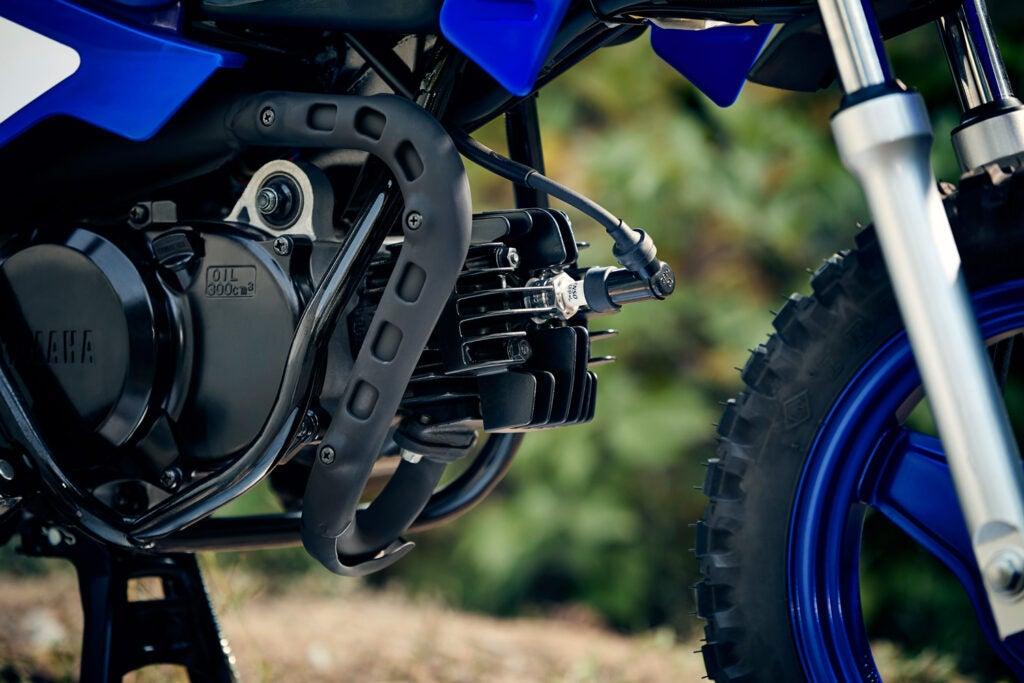 50cc dirt bike engine