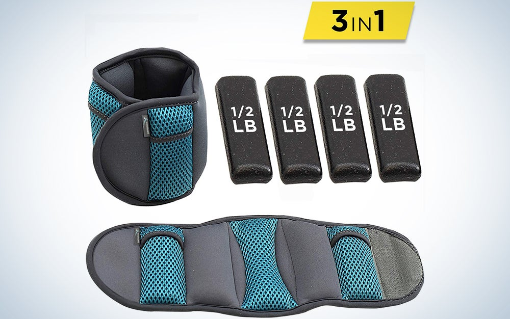 Empower Ankle & Wrist Weights for Women